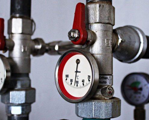 монтаж системы отопления дома под ключ